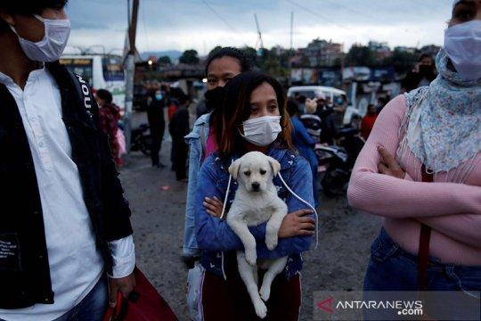 Nepal akan gratiskan tes dan perawatan COVID-19 saat kasus melonjak