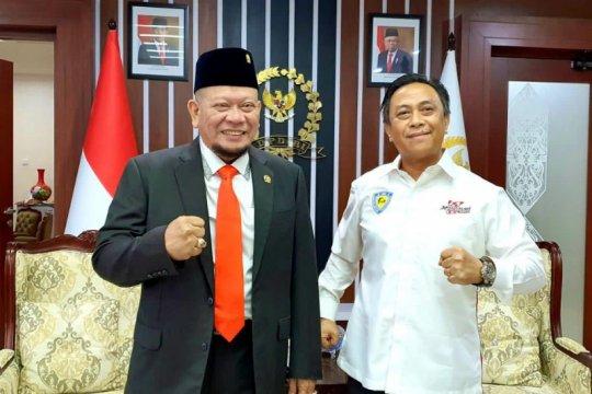 La Nyalla dukung Mandalika Racing Team Indonesia