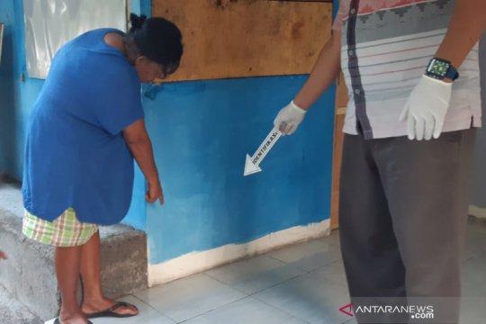 Seorang pemulung temukan jasad bayi di Pasar Karang Sukun