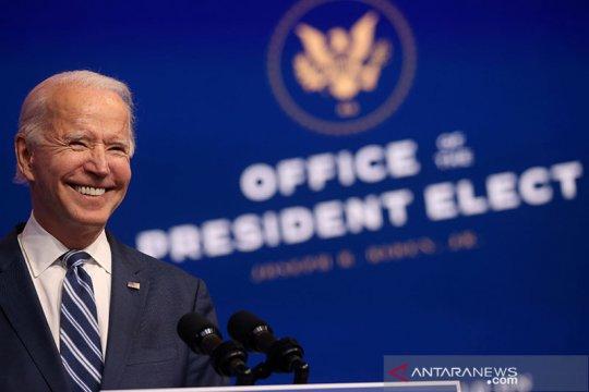 Biden: AS, sekutu perlu tetapkan aturan perdagangan untuk lawan China