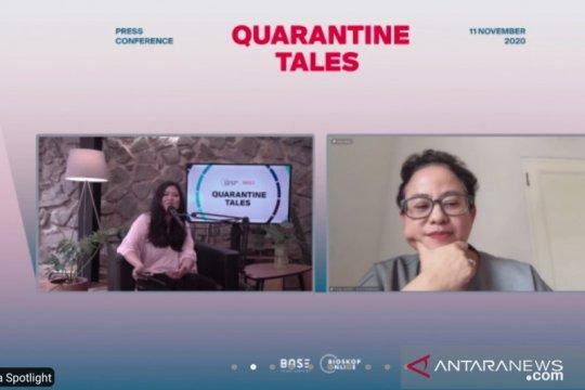"""Lima sutradara berbagi cerita masa karantina dalam """"Quarantine Tales"""""""