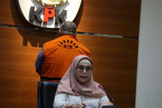 KPK jelaskan konstruksi perkara Irgan Chairul Mahfiz sebagai tersangka