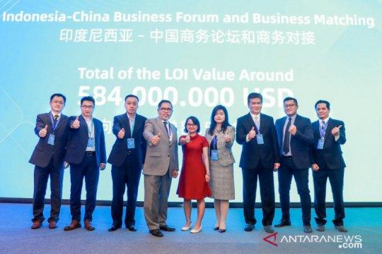 Indonesia bukukan transaksi Rp8,3 triliun dari CIIE Shanghai