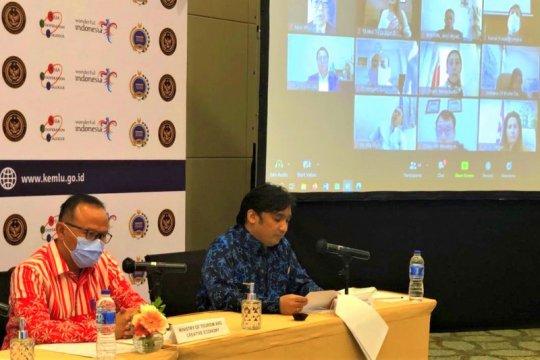 Indonesia ajak negara Asia pulihkan ekonomi lewat sektor pariwisata