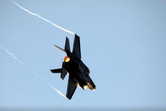 Menhan Israel ingin beli satu lagi skuadron F-35 dari AS