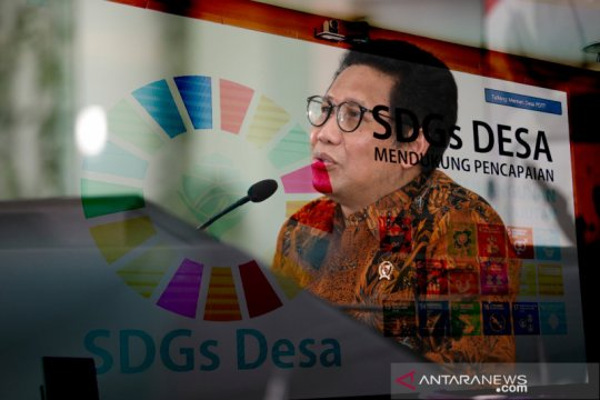 Mendes PDTT: SDGs Desa solusi bagi desa ramah perempuan