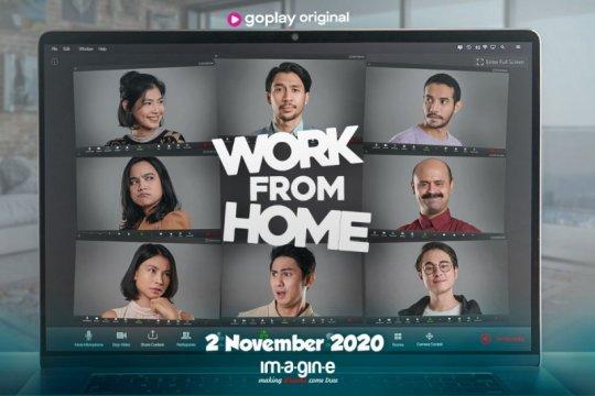 """""""Work From Home"""", serial komedi tentang lika-liku kerja di rumah"""