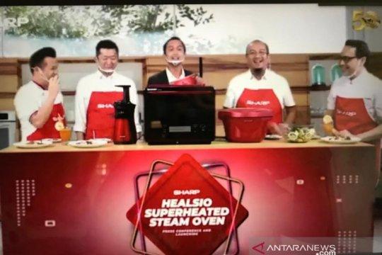 Sharp bidik 1.000 oven canggih saat masyarakat gemar masak