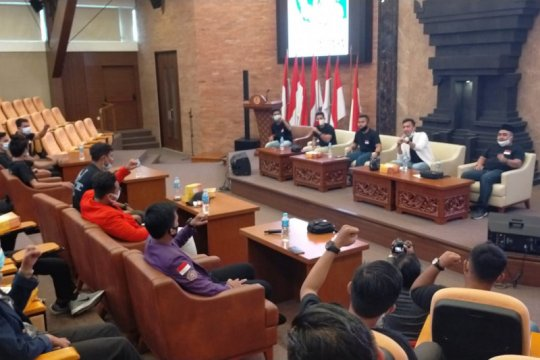 Uji materi UU Ciptaker, BEM Nusantara bentuk tim advokasi