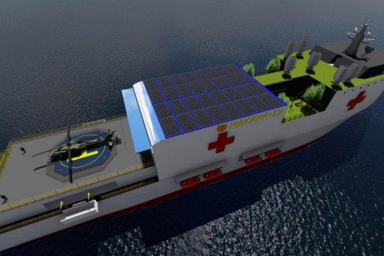 Kapal ambulans UI juara lomba desain inovasi kapal kesehatan