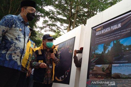 Gubernur: Pembangunan Situ Bagendit harus berdayakan produk lokal