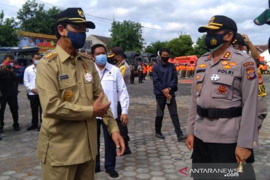 Sultan: Pengungsi Gunung Merapi terapkan prokes pencegahan COVID-19