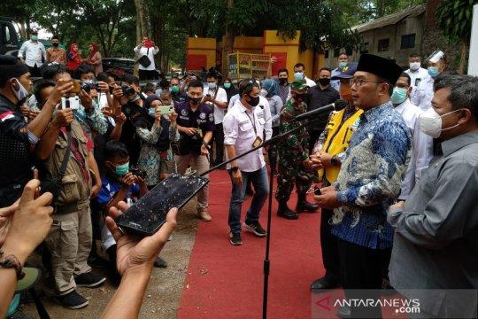 Gubernur Jabar minta kejaksaan awasi pembangunan Situ Bagendit