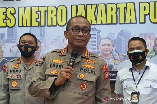 Selasa, Polda Metro Jaya periksa Rizieq, menantu dan biro hukum FPI