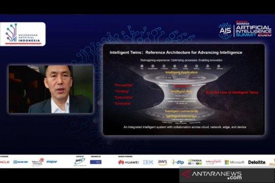 "Huawei Indonesia perkenalkan arsitektur ""Intelligent Twins"""