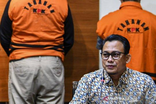 KPK masih verifikasi laporan dugaan gratifikasi Suharso Monoarfa