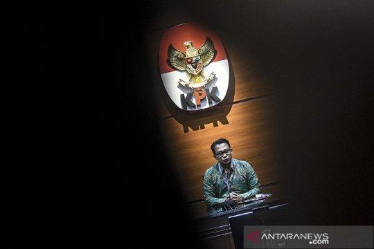 KPK tegaskan tak ada penghentian penyidikan kasus korupsi bansos