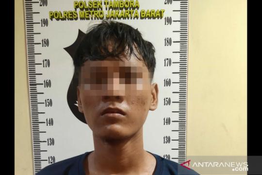 Spesialis pencuri ponsel diringkus polisi di Jakarta Barat