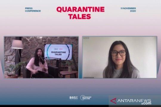 """Dian Sastrowardoyo jadi sutradara di film omnibus """"Quarantine Tales"""""""