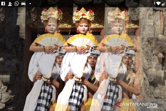 Taman Budaya wadahi pementasan virtual 80 komunitas seni di Bali