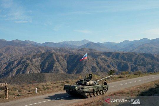 Putin minta Azerbaijan jaga gereja di Nagorno-Karabakh