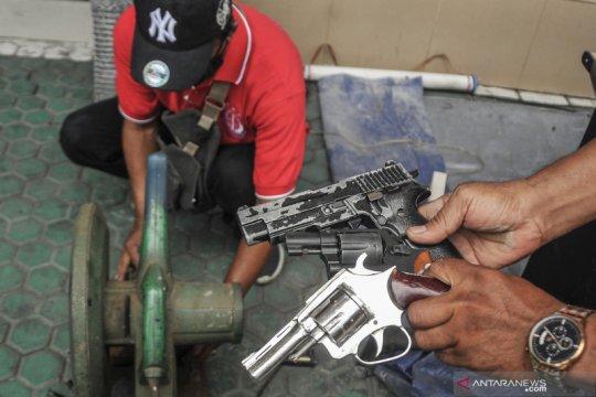 Pemusnahan barang bukti di Kejaksaan Negeri Jakarta Utara
