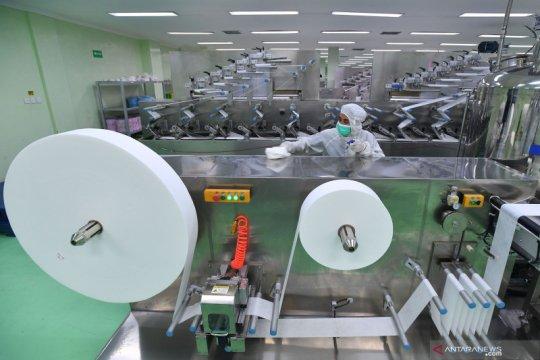 Kaleidoskop 2020: Naik turun PMI Manufaktur RI hadapi pandemi