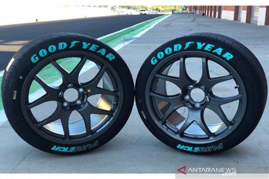 Goodyear unjuk teknologi Eagle F1 SuperSport di touring mobil listrik