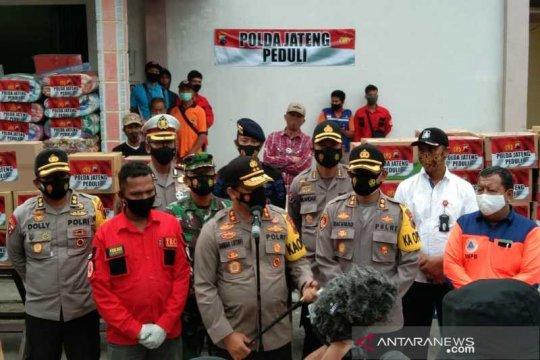 TNI-Polri siap dukung Pemda tangani bencana erupsi Merapi