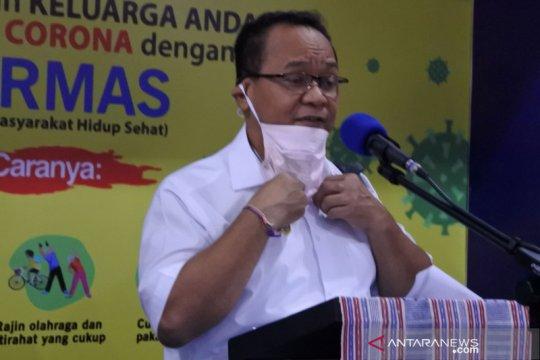 Dalam sehari empat warga Kota Kupang meninggal dunia akibat COVID-19