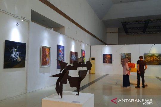 """Taman Budaya Jambi gelar pameran seni rupa """"Palam Jambi"""""""