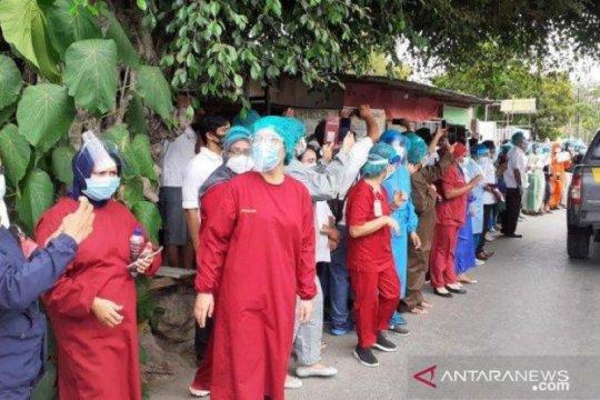 Kasus pertama, staf medis RSUD Kupang meninggal akibat COVID-19
