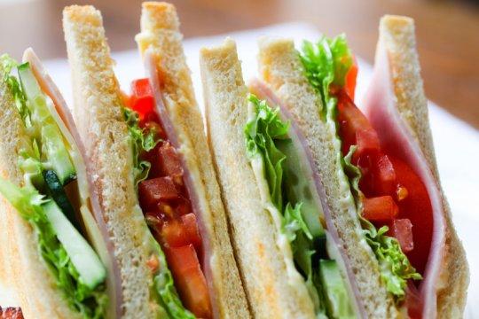 Asal mula sandwich