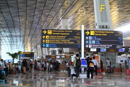 AP II pastikan perbaikan fasilitas di Terminal 3 sudah selesai
