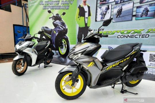 Kenapa Yamaha All New Aerox 155 tidak pakai rem cakram belakang?