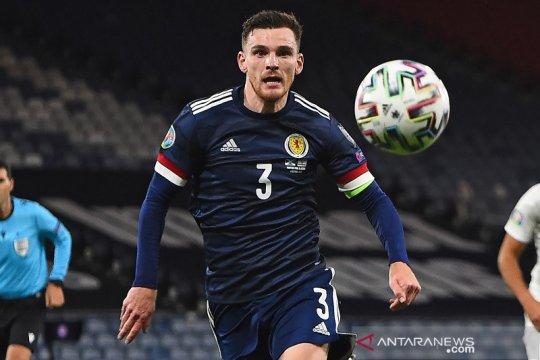 Antar Skotlandia ke putaran EURO adalah mimpi masa kecil Robertson