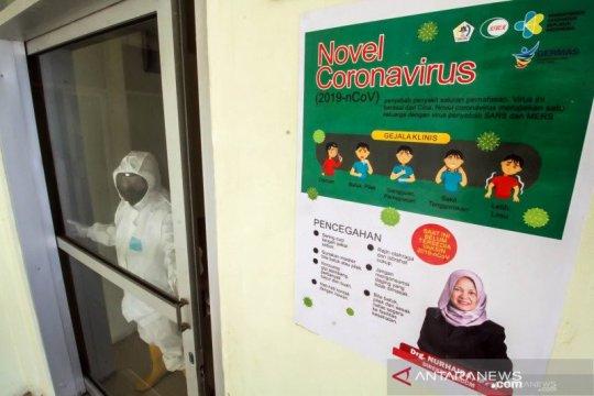 Gugus tugas sebut 1.240 warga masih positif COVID-19 di Aceh