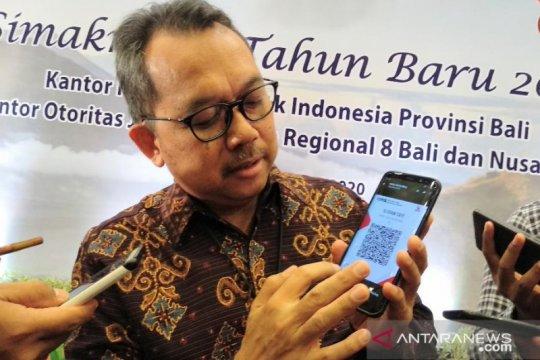 BI Bali: 152.377 merchant di Bali terapkan pembayaran berbasis QRIS