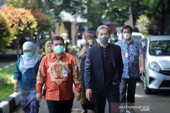 Puskesmas Tanah Sareal Kota Bogor untuk simulasi vaksinasi COVID-19