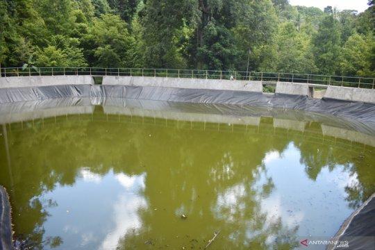 Embung air Kementerian PUPR di Pulau Rhun tak berfungsi maksimal
