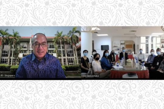 KBRI hargai komitmen Singapura untuk keadilan terkait kasus PMI