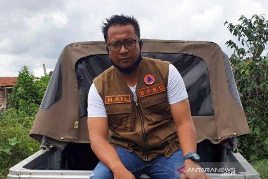 Pemerintah terapkan prokes di lokasi bencana Gunung Sinabung