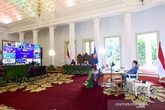 Presiden Jokowi sambut baik ASEAN Travel Corridor Agreement