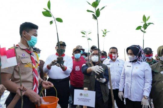 Wamen LHK Tinjau program PKPM di Sulawesi Tenggara