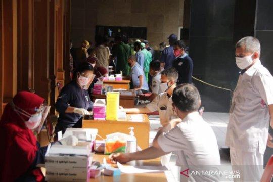 1.000 pegawai Kantor Wali Kota Jakbar ikuti tes cepat