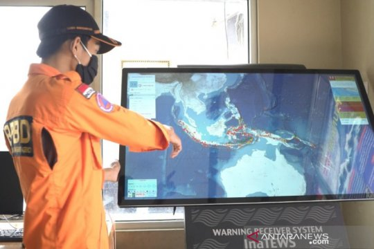 Gempa magnitudo 5,3 landa Aceh, tidak berpotensi tsunami