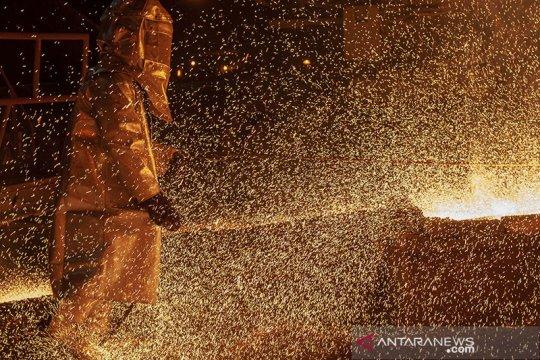 Pemerintah garap peluang energi hijau listrik industri smelter