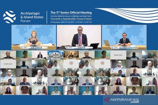Pertemuan tingkat menteri Forum AIS digelar virtual 25 November