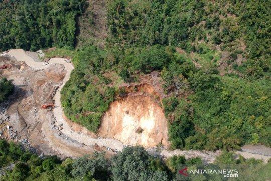 Maraknya aktivitas galian C di kawasan Gunung Kerinci Jambi