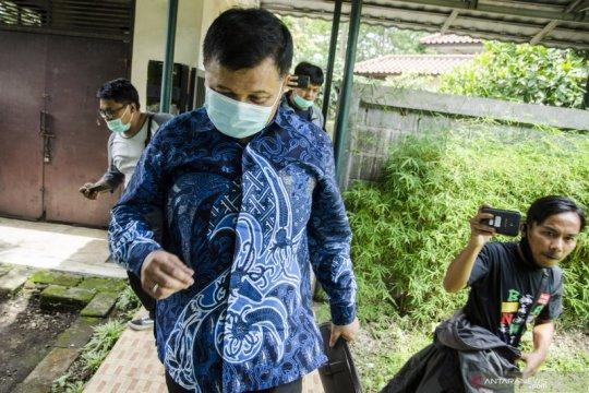 Pemeriksaan Bupati Bandung Barat